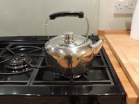 Aga stainless steel kettle
