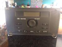 Ford Fiesta Car radio 1500 RDS