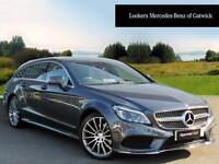 Mercedes-Benz CLS CLS220 BLUETEC AMG LINE (grey) 2015-06-29