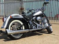 2003 Harley-Davidson FLSTS/FLSTSI