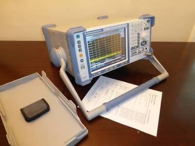 Rohde Schwarz Fsv40 9 Khz - 40 Ghz Signal Spectrum Analyzer - Rs Calibrated