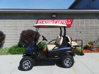 2007 Custom Carts Golf Cart