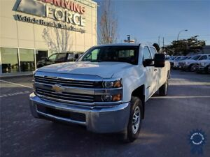 2016 Chevrolet Silverado 3500HD - 8 Ft Box, 6 Passenger, 6.0L V8
