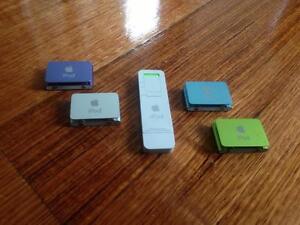 Apple ipod Shuffles Brunswick East Moreland Area Preview