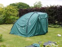 Auto Haven Plus tent