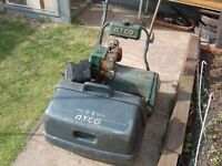 ATCO and SUFOLK Lawnmowers.
