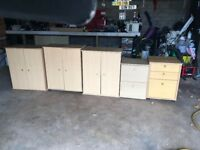 Office cabinets X 5