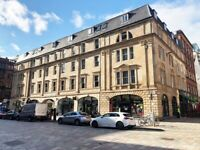 NEW ADD - MERCHANT CITY 2 bed fully furnished flat Post Code G1 1HD - ONLY £900PCM
