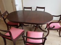 Dining table and chairs. FREE delivery in Derby