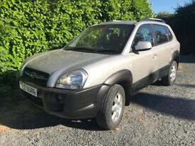 2006 Hyundai Tucson 2.0 4x4 Manual