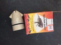 Ceramic Heat Bulb Holder