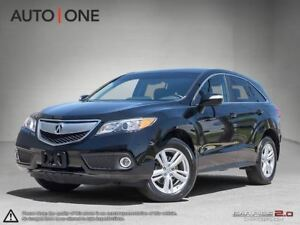 2014 Acura RDX TECH PACK | NAVI | CAMERA | ROOF