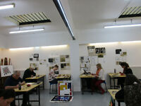 art CLASS - New term starts 20th Septemeber