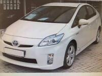 PCO Cars Uber ready to rent or hire Toyota Prius
