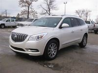 2014 Buick Enclave Leather-AWD-SUNROOF-BLUETOOTH-POWER LIFTGATE