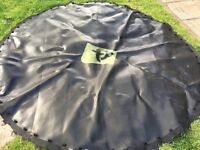 TP 10ft Trampoline Mat and Springs