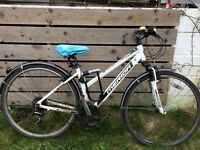 Merida Crossway Hybrid women's bike