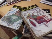 1950's and 1960's Dalesman magazines
