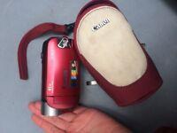 Canon LEGRIA FS306 Video camera/Camcorder - Red