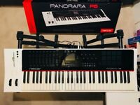 Nektar Panorama P6 Advanced 61 Note USB MIDI Controller Keyboard + FREE Keyboard Cover