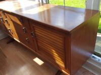TEAK SIDEBOARD made by AUSTIN SUITE 1960's early 70's