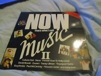 Various – Now That's What I Call Music II - 1983 - 2 x Vinyl LP - Cat# NOW 2