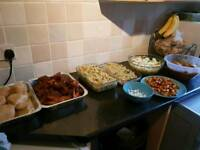 African cuisine (personal chef)