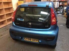 Peugeot 107 1.0 12v Urban 5dr Blue - Great Car