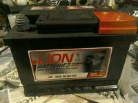 New battery to fitted ford focus cmax