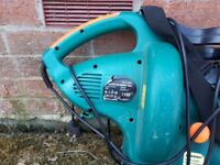 Power base blower and vac 1800w