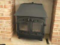 Villager Wood Burning/ Multi fuel stove