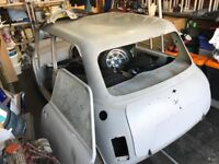 1972 MINI 1275GT - UNFINISHED PROJECT.