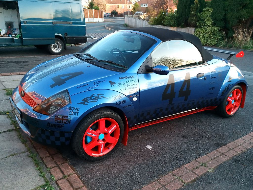 Fuel Induction Service >> CUSTOMISED 2004 FORD STREETKA 54,000 MILES | in Chorley, Lancashire | Gumtree