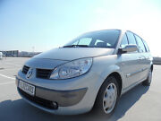 Renault Scenic II Dynamique *DPF*7Sitzer*ALU*6Gang*