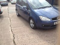 Sell or Swap ford C MAX 1.8tdci
