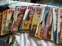Bunty magazines from 1995-1998