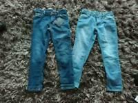 Aged8 boys jeans