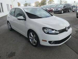 2012 Volkswagen Golf Sportline EN ATTENTE D'APPROBATION