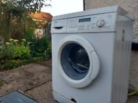 *FREE* Pre-loved Bosch Logixx Washing Machine