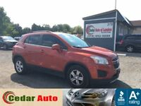 2014 Chevrolet Trax LT London Ontario Preview