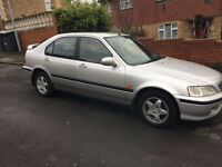 **Honda civic 1.4i sport ideal 1st car or cheap run about **495 open to sensible offers