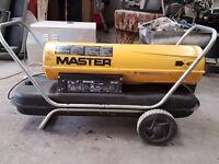 Master B150 Direct Diesel Oil Fired Heater