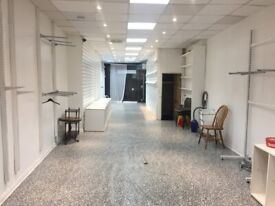 Whole Building To Let | Commercial Road | No Premium
