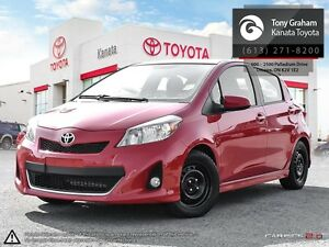 2013 Toyota Yaris SE Alloys+Winter tires/Rims