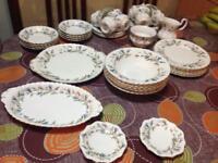 Vintage dinner set