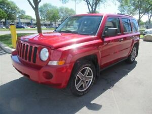 2009 Jeep Patriot NORTH 4WD*SIÉGES CHAUFFANTS+DÉMARREUR