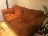 2 Seather Sofa