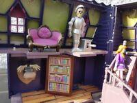 Scooby Doo - Haunted House - Playset