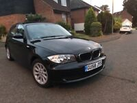 2009 BMW 1 SERIES Automatic 1.6 AUTOMATIC petrol - FULL SERVICE HISTORY