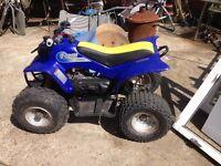 Ram 100cc quad bike
